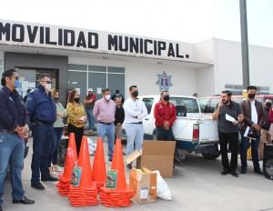 Arrancan patrullas de vigilancia vecinal y distintas acciones para combatir la propagación del Covid-19