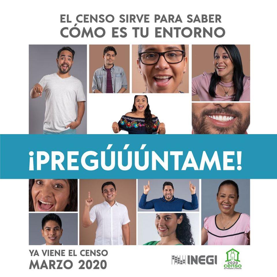 Censo 2020 San José Iturbide