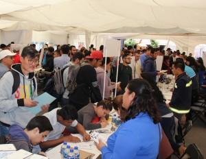 Realizan Feria de Empleo en el municipio